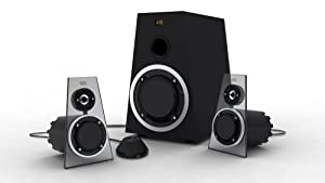 Altec Lansing  MX6021 2.1 Expressionist Ultra Speaker System (Black)
