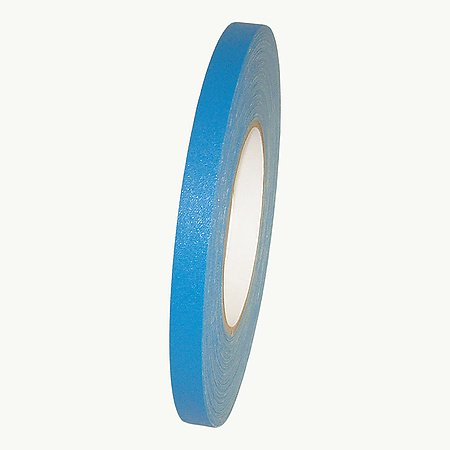 JVCC Stage-Set Spike Tape: 1/2 in. x 45 yds. (Electric Blue)