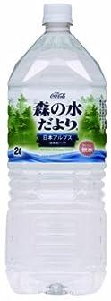 [2CS] 森の水だより (2.0L×6本)×2箱