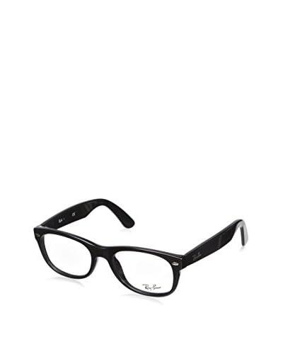 Ray-Ban New Wayfarer Square Eyeglasses, Shiny Black