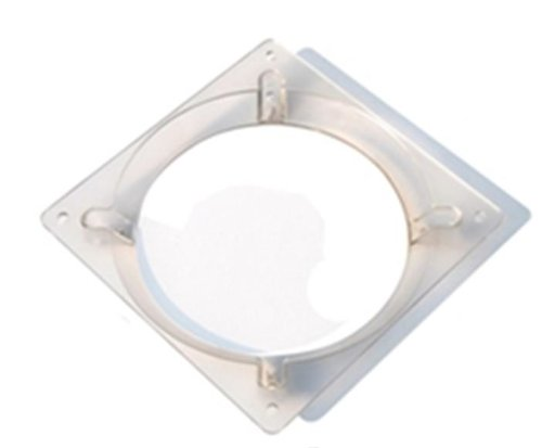 Bitspower FAN ADAPTER 140mm auf 120mm - clear