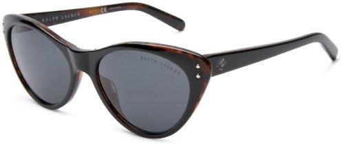 Ralph Lauren Women's 0RL8070 Cat Eye Sunglasses