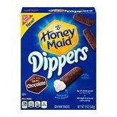Nabisco Honey Maid Dippers Chocolate Graham Snacks (12 oz. Box) (Chocolate Graham Crackers compare prices)