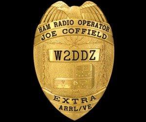 Amazon.com : Ham Radio Operators Badge - Custom Engraved