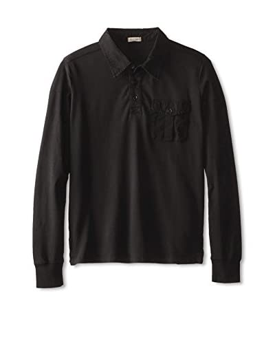 Mod-O-Doc Men's Long Sleeve Polo