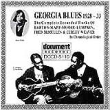 Georgia Blues 1928-33