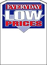 Everyday Low Prices - Slotted Tags (100pk) - 5