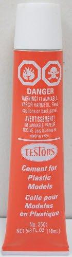 Testor Plastic Cement - 1
