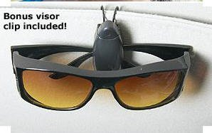 Wraparound Sunglasses Hd Vision
