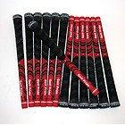 13 Piece Set - Golf Pride - New Decade Multi-Compound Grips Red