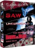 Saw/Underworld/Dawn Of The Dead [DVD]