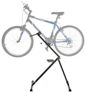 Folding Bicycle Maintenance Repair & Storage Stand
