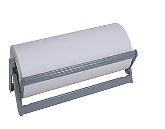 "Bulman A50024 All Steel, Rubber Feet, 24"" Paper Cutter"