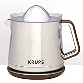 Krups Silver Art Citrus Press - Electric - 1.2 L