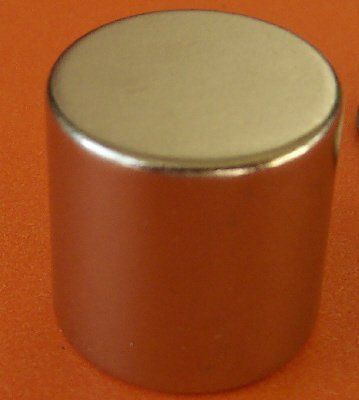 Strong Neodymium Magnet 1 X 1 Rare Earth Cylinder N50