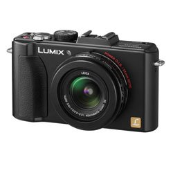 Christmas Panasonic Lumix DMC-LX5 10.1 MP Digital Camera with 3.8x Optical Image Stabilized Zoom and 3.0-Inch LCD - Black Deals