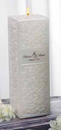 Ivy Lane Design Wedding Accessories Embossed