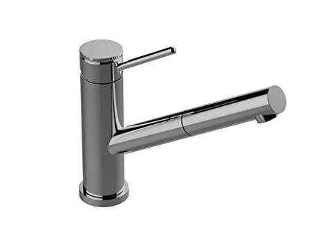 Graff G-4430-LM53-BNi - M.E. 25 Pull-Out Kitchen Faucet - Brushed Nickel Finish
