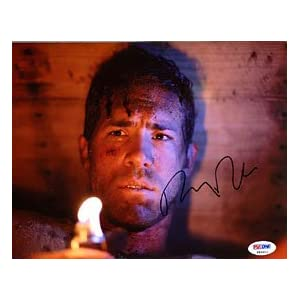 Buried Ryan Reynolds  on Ryan Reynolds Autographed   Signed Buried Alive  8x10 Photo  Psa Dna