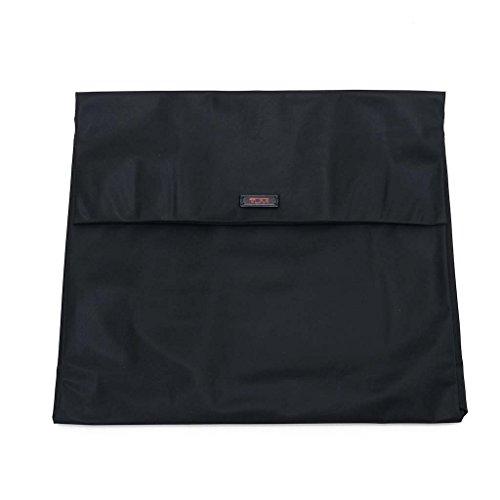 (トゥミ)TUMI 014823D Travel Packs Medium Flat Folding Pack/ミディアム フラット フォールディング パック BLACK/ブラック(ロゴプレート仕様違い) [並行輸入品]