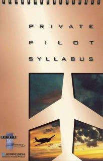 Private Pilot Syllabus