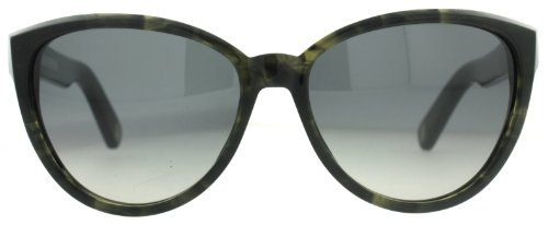 Marc Jacobs Marc Jacobs MJ465/S Sunglasses-0BVS Green (DX Gray Shaded Lens)-57mm
