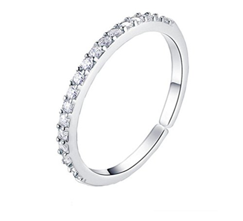 numeis-womens-rings-diamond-and-925-sterling-silver-simple-adjustable-rings