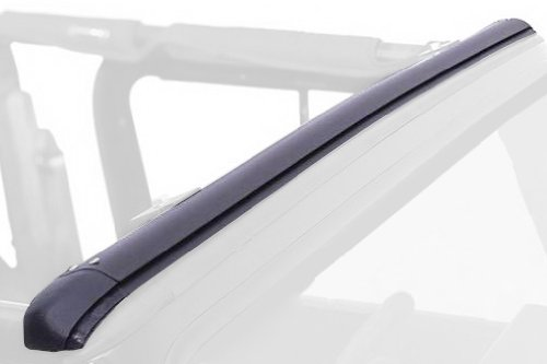 Rampage 901001 Blank Windshield Channel