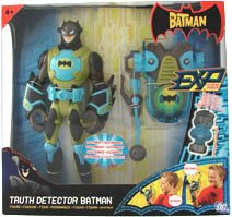 THE BATMAN Truth Detector Figure