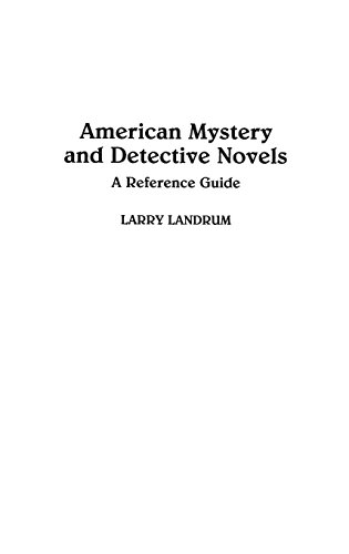 American Mystery and Detective Novels: A Reference Guide (American Popular Culture)