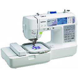 Brother SE400 Computerized Embroidery and Sewing Machine & FREE MINI TOOL BOX (ml)