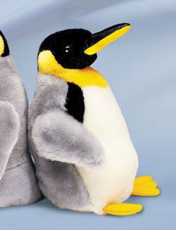 Plush Emperor Penguin 5