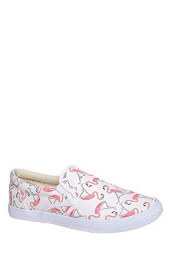 Flamingos Slip On Sneaker