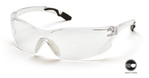 Pyramex SG6510S Achieva Safety Glasses Gray Temples with Cle