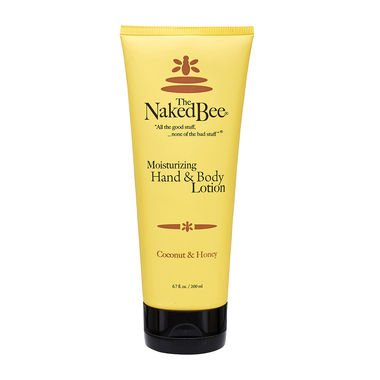 Naked bee hand lotion