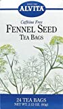 Alvita - Fennel Seed Tea, 24 bag
