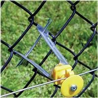 3 Pack Chain Link Fence Insulator, Units Per Package: 10