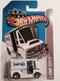 2013 Hot Wheels Hw City Treasure Hunt - Bread Box