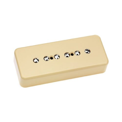 Dimarzio Tone Zone P-90 Soap Bar Pickup - Cream
