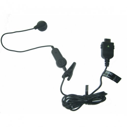 Pantech OEM MONO Headset Hands-free Earphone Earpiece Original Single Earbud Wired Headphone with Microphone for AT&T Pantech Breeze 2 P2000 (II) (Pantech Breeze P2000 compare prices)