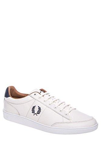 Men's Hopman Leather Low Top Sneaker