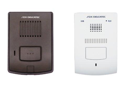 DXアンテナ ワイヤレスインターホン 親機&玄関子機セット