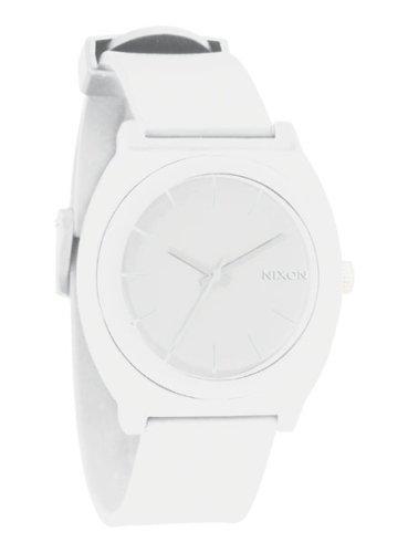 NIXON (ニクソン) 腕時計 THE TIME TELLER P WHITE NA119100-00 ユニセックス [正規輸入品]