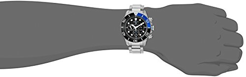 Seiko Men's  Prospex Solar Stainless Steel Diving Watch