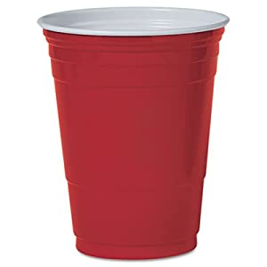 SLOP16RLR - Solo Plastic Party Cold Cups