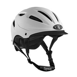 Tipperary Sportage 8500 Riding Helmet XS White