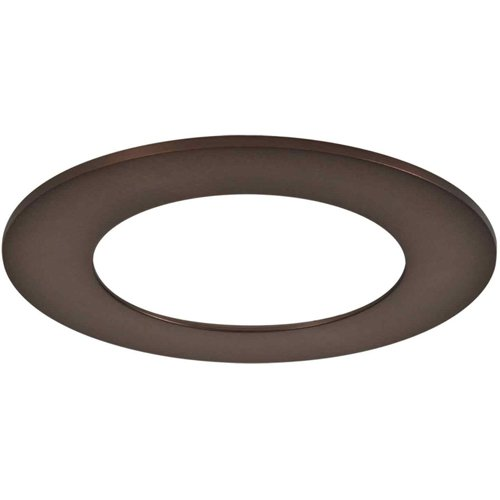 """Halo Trm490Tbz Led Downlight Trim Accessory, 6"""" Trim Ring Replacement - Tuscan Bronze"""