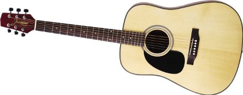 Jasmine By Takamine S33lh Acoustic Guitar Pack Left Handed