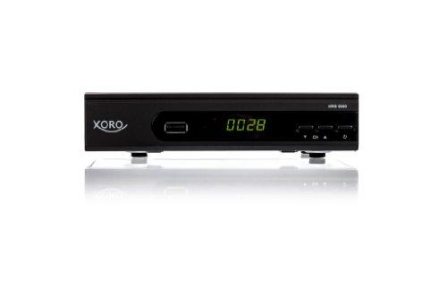 XORO HRS 8560 digitaler Satelliten-Receiver (HDTV, DVB-S2, HDMI, SCART, PVR-Ready, USB 2.0)