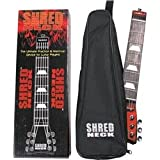 Shredneck Practice Guitar Neck Black
